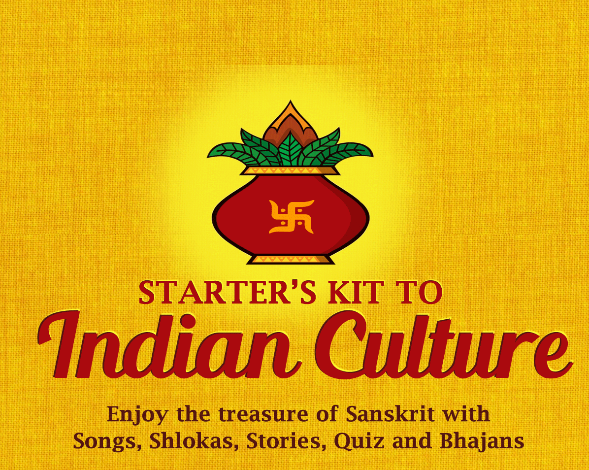 Starters kit to Indian Culture