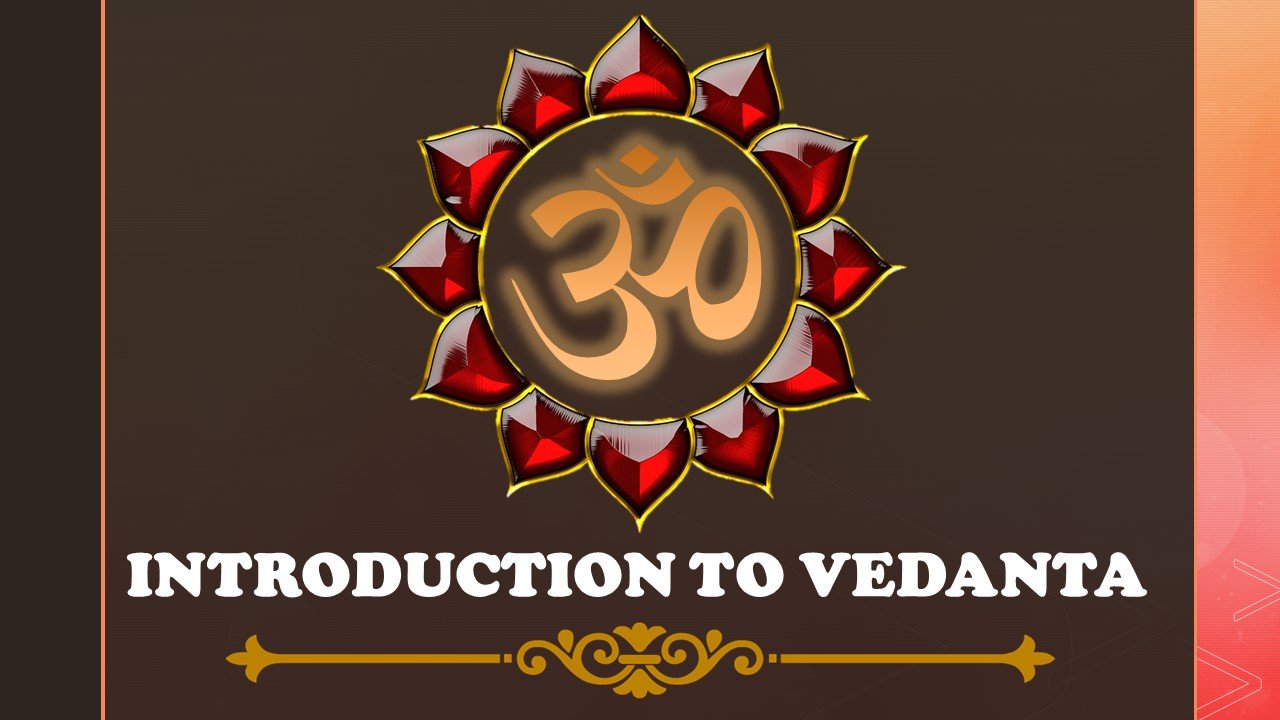 Introduction to Vedanta